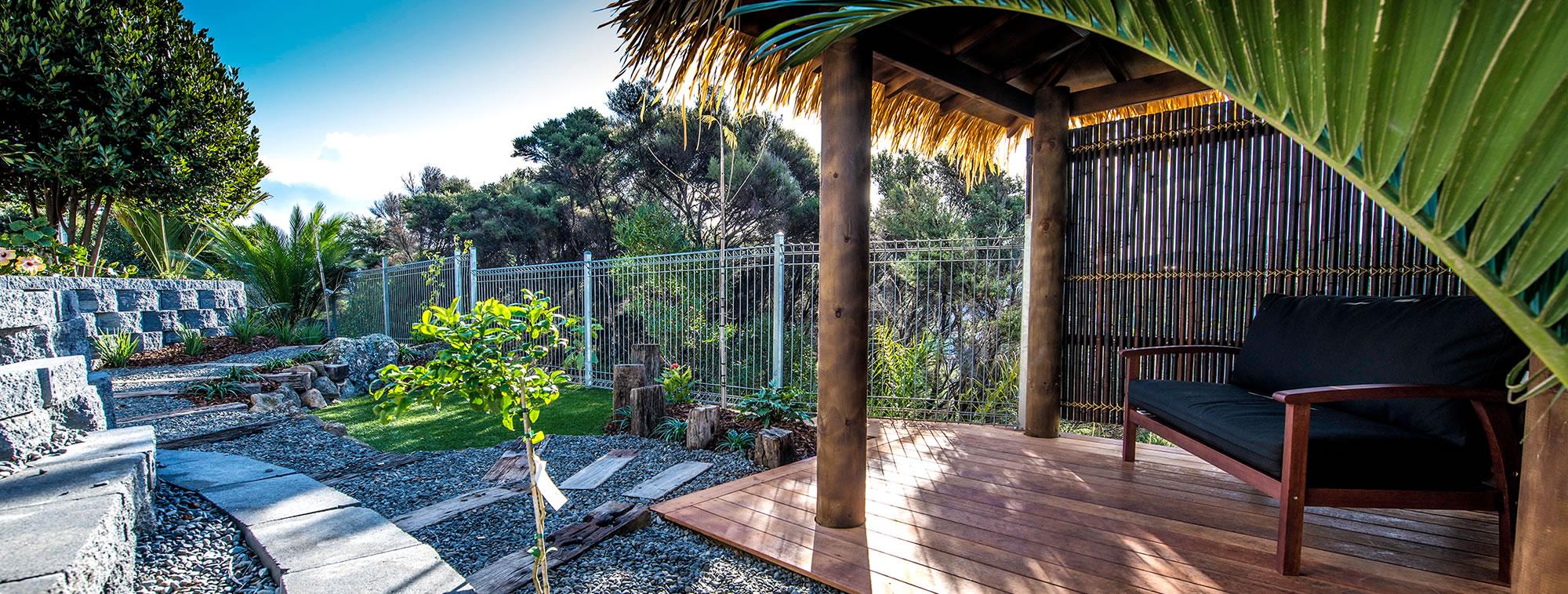 custom garden design whangarei
