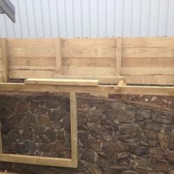 stone retaining wall contruction 2